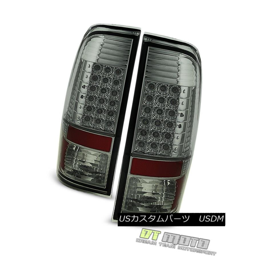 BMW 3 SERIES E46 02-04 4 DR LED TAIL LIGHT RED//SMOKE 4 PCS NEW