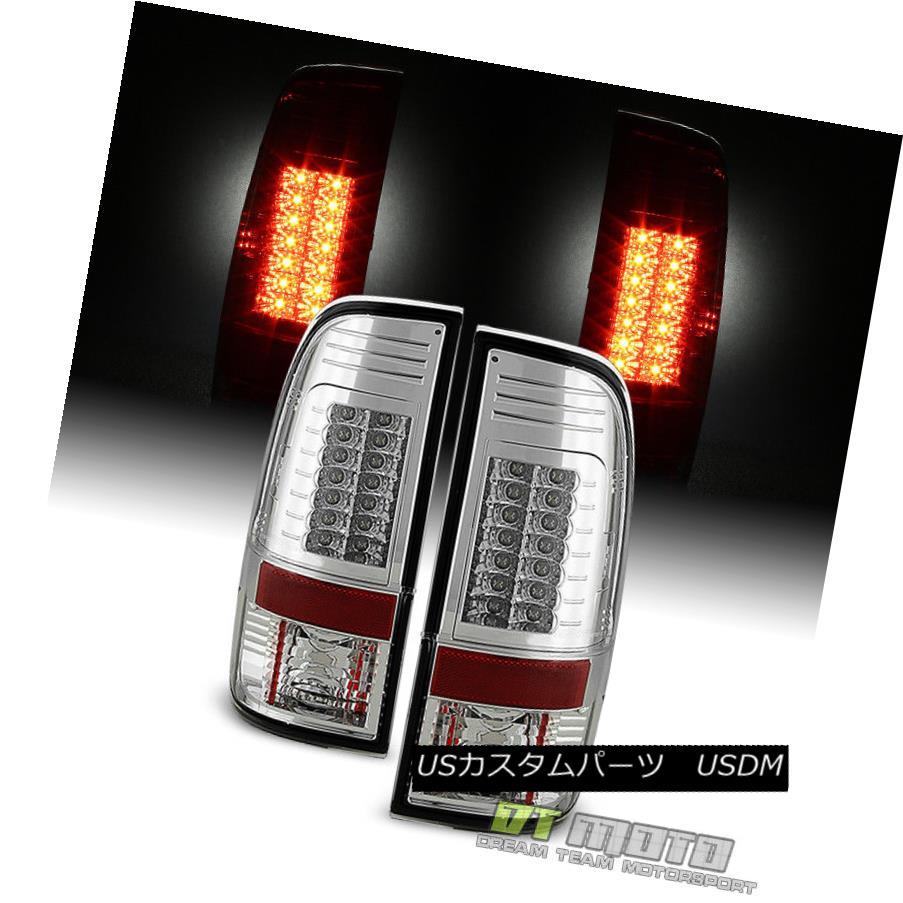 テールライト 2008-2016 Ford F250 F350 F450 superduty G2 Lumileds LED Tail Lights Lamps Pair 2008-2016 Ford F250 F350 F450 superduty G2 Lumileds LEDテールライトランプペア