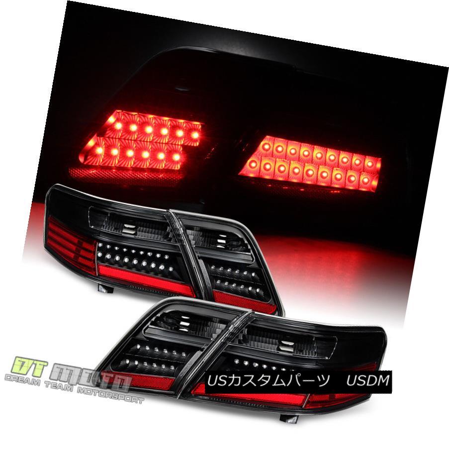テールライト Camry [4PC] Black 2007 2008 SE 2009 Toyota/ Camry L/LE/SE/XLE LED Tail Lights Left+Right [4PC]ブラック2007年2008トヨタカムリL/ LE/ SE/ XLE LEDテールライト左+右, 中頓別町:ca56c393 --- officewill.xsrv.jp