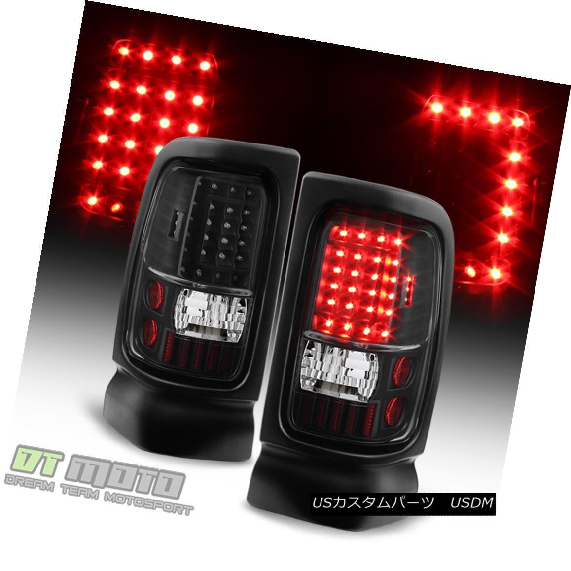 テールライト Black 1500 1994-2001 Dodge Ram 1500 2500 Ram 2500 3500 [C Strip] LED Tail Lights Brake Lamps ブラック1994-2001 Dodge Ram 1500 2500 3500 [Cストリップ] LEDテールライトブレーキランプ, ベストアンサーの宝ショップ:56b6d842 --- officewill.xsrv.jp
