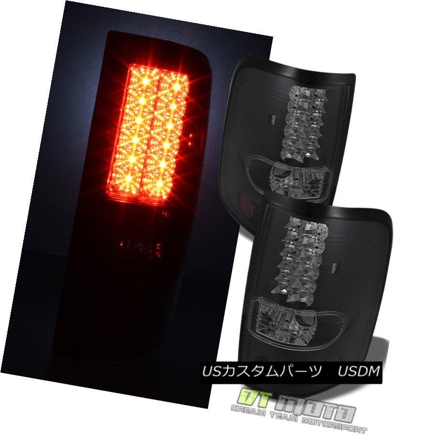 テールライト Black Lamps Left+Right Smoked 2004-2008 Ford F150 Truck Lights Lumileds LED Tail Lights Lamps Left+Right ブラックスモーク2004-2008フォードF150トラックLumileds LEDテールライトランプ左+右, 質SHOP アデ川:6e4e3c7e --- officewill.xsrv.jp