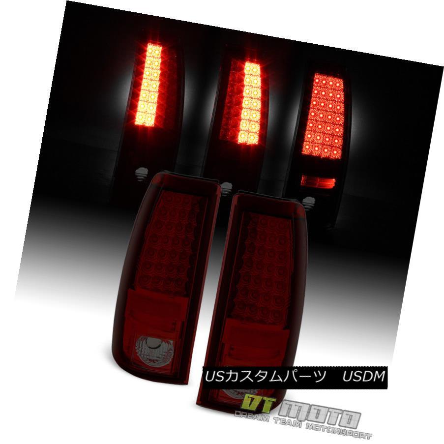 テールライト 2003-2006 LED Lights Chevy Silverado Red Smoked Philips Lumileds Lamp LED Tail Lights Lamp Set 2003-2006シボレーシルバラードレッドスモークフィリップスLumileds LEDテールライトランプセット, タナカスポーツ:9c15be19 --- officewill.xsrv.jp