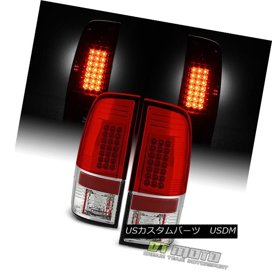 テールライト LED 2008-2016 F450 Ford F250 F350 F450 SuperDuty Red Clear 08-16 Lumileds LED Tail Lights 08-16 2008-2016 Ford F250 F350 F450 SuperDutyレッドクリアLumileds LEDテールライト08-16, ギャラリーメイスン:a4af8570 --- officewill.xsrv.jp