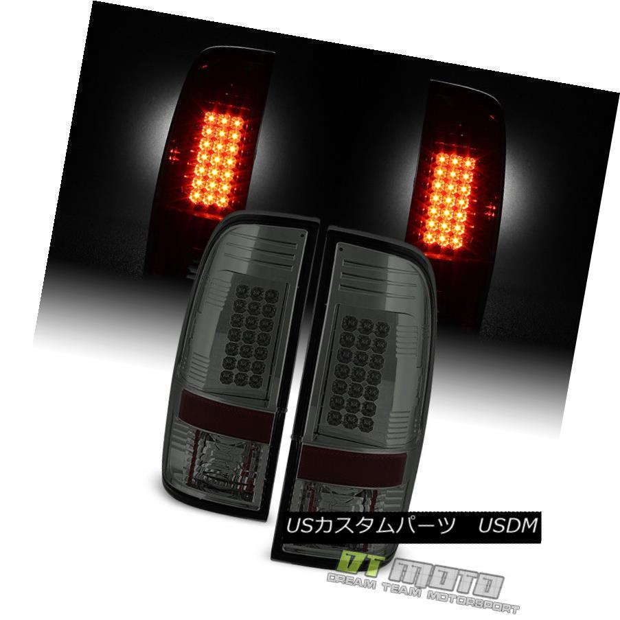 テールライト Smoke 2008-2016 Ford 2008-2016 Ford F250 F350 SuperDuty LED Tail Lamps Lights Brake Lamps Left+Right スモーク2008-2016 Ford F250 F350 SuperDuty LEDテールライトブレーキランプ左+右, カツヌマチョウ:a824f8cc --- officewill.xsrv.jp