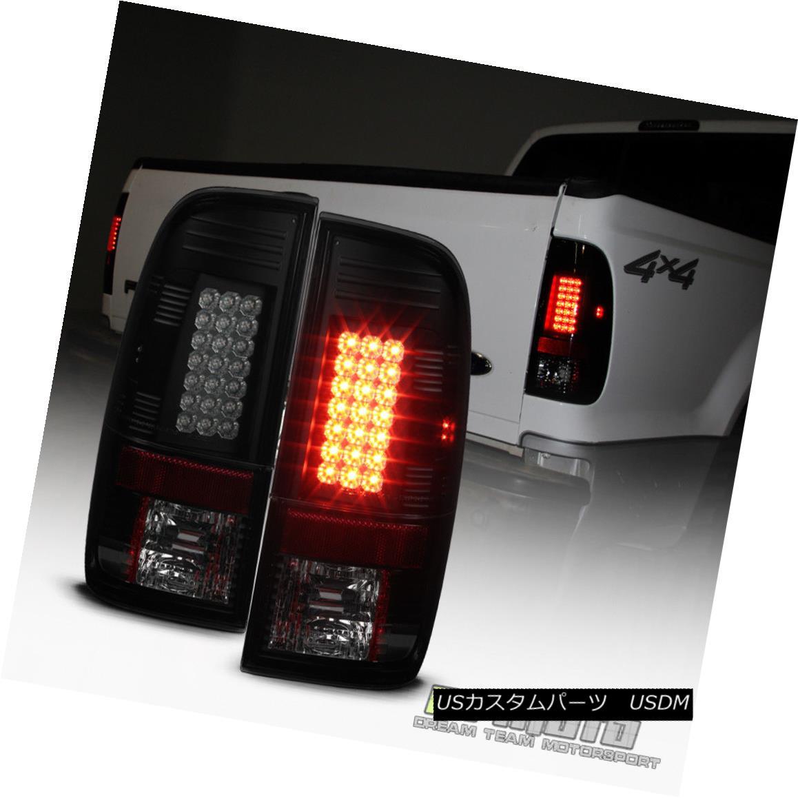 テールライト Black Smoke 1999-2007 Ford F150 F250 97-03 F150 LOBO LOBO Lamps Lumileds LED Tail Lights Lamps ブラックスモーク1999-2007 Ford F250 97-03 F150 LOBO Lumileds LEDテールライトランプ, イマバリシ:736c9462 --- officewill.xsrv.jp