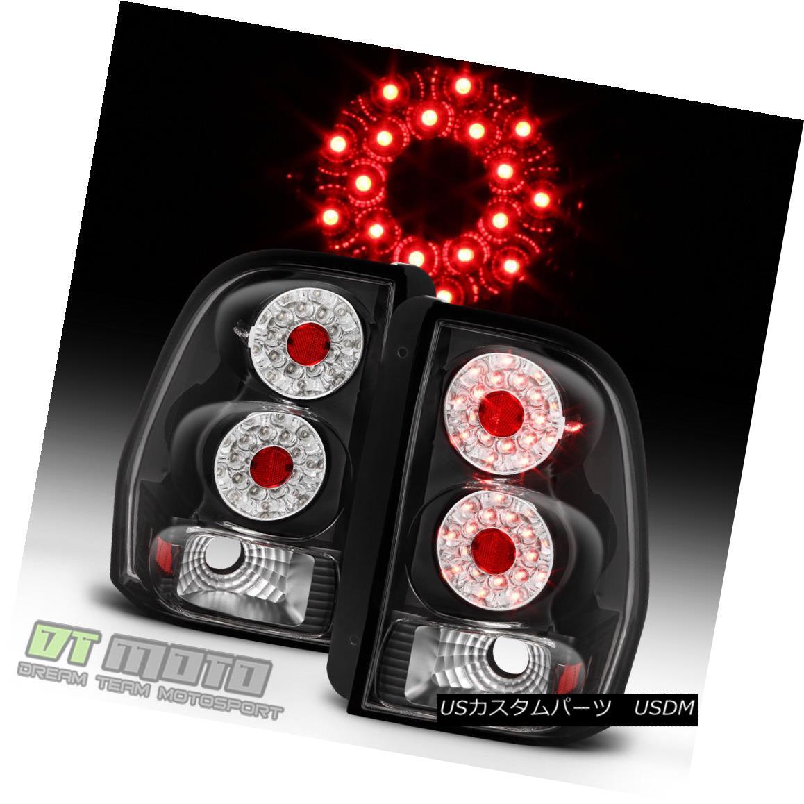 テールライト Black 2002-2009 Chevy Chevy Trailblazer 02-09 LED Tail Lights Brake Aftermarket Lamps 02-09 Aftermarket ブラック2002-2009シボレートレイルブレイザーLEDテールライトブレーキランプ02-09アフターマーケット, 九州のごちそう便:1866316a --- officewill.xsrv.jp