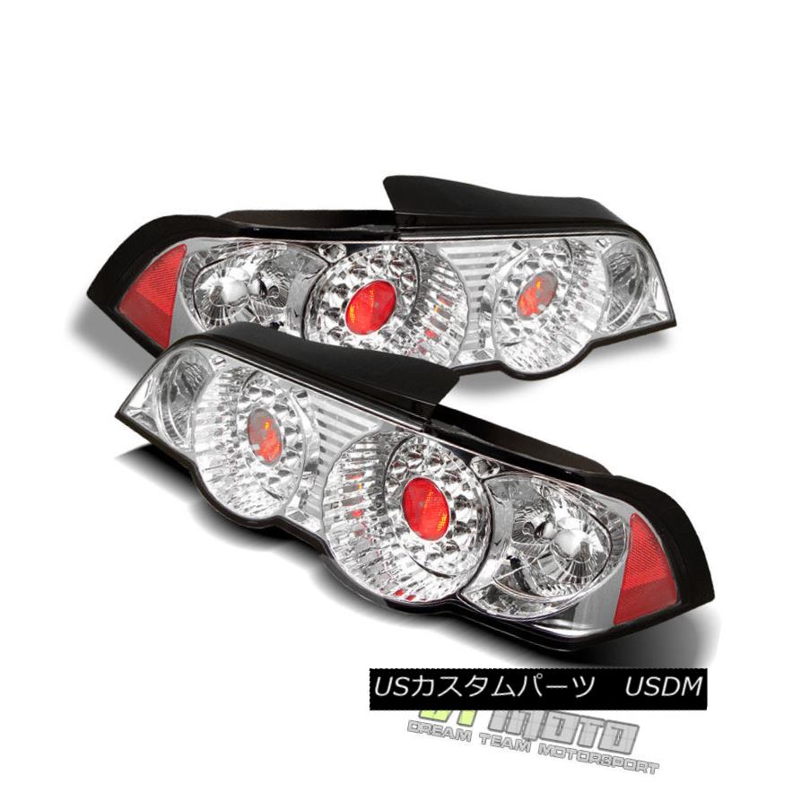 テールライト 02-04 Acura RSX Philips-Led Perform Tail Brake Lights Lamps Left+Right 2002-2004 02-04アキュラRSX Philips-Ledテールブレーキライトランプ左+右2002-2004