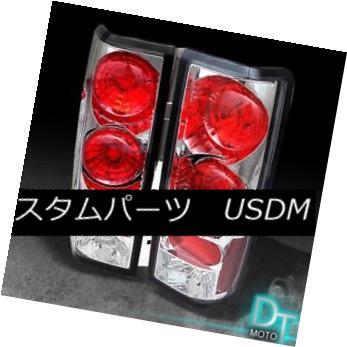 テールライト 1985-2005 Chevy Astro Van Safari Altezza Rear Tail Brake Lights Lamps Left+Right 1985-2005シボレー・アストロ・バン・サファリAltezzaリアテール・ブレーキライト・ランプ左右+