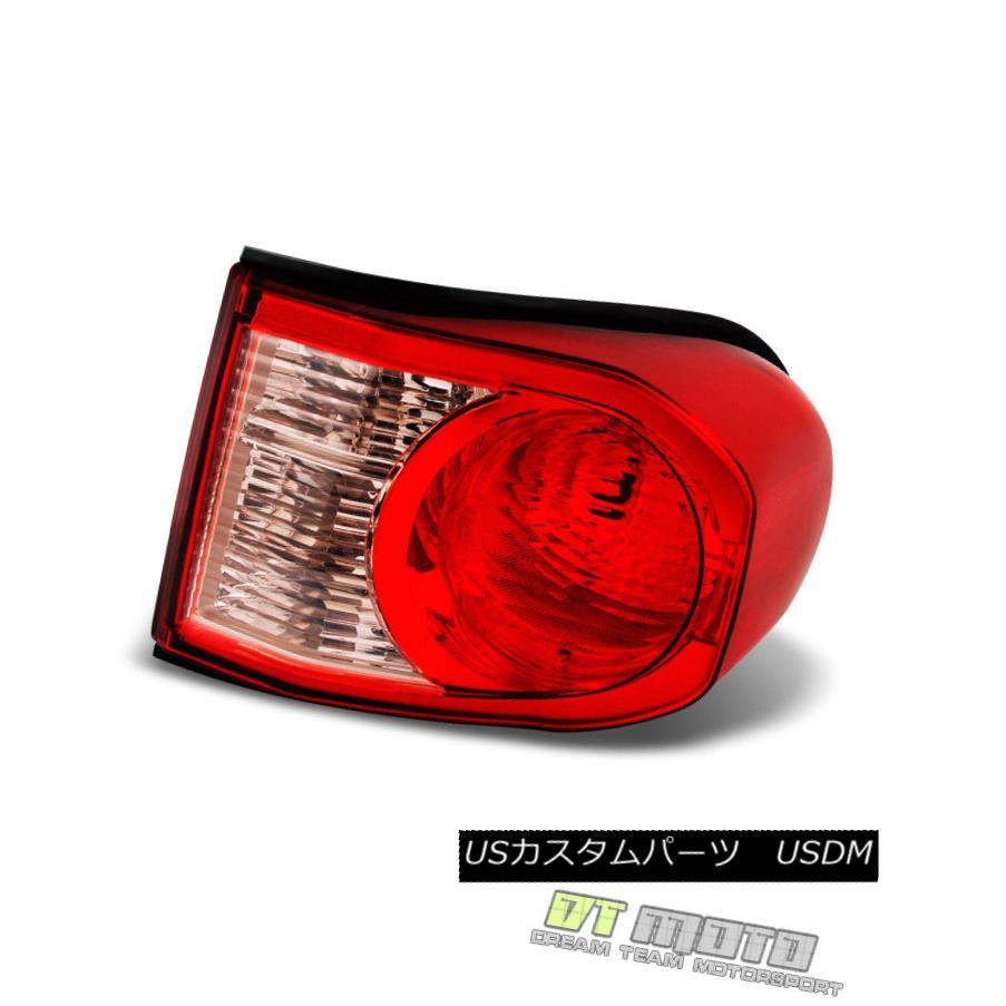 テールライト 2007-2014 Toyota FJ Cruiser Replacement Tail Lights Lamps Right Passenger Side 2007-2014トヨタFJクルーザー交換テールライトランプ右乗客側