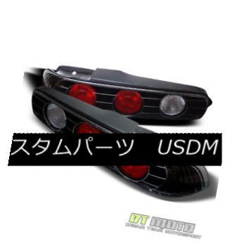 テールライト Black 94-01 Acura Integra Coupe 2Dr Altezza Tail Lights Lamps Left+Right Sets ブラック94-01 Acuraインテグラクーペ2Dr Altezzaテールライトランプ左右セット