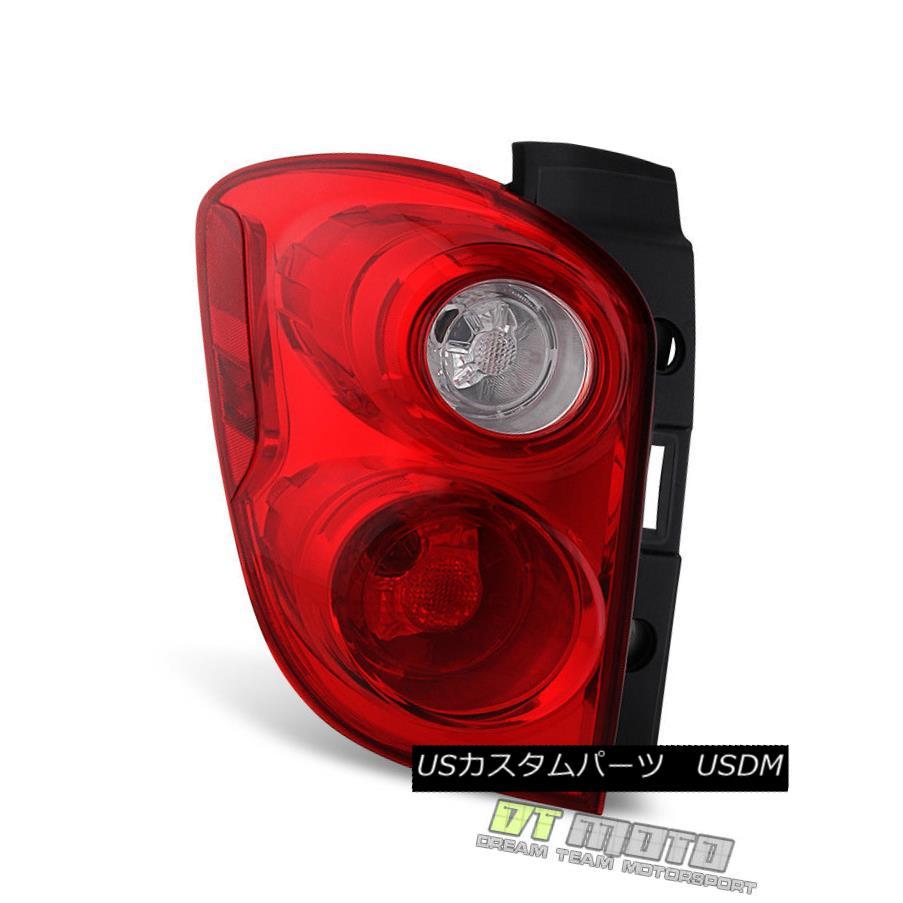 テールライト 2010-2015 Chevy Equinox Replacement Tail Light Brake Lamp Left Driver Side 10-15 2010-2015シボレーエクイノックス交換テールライトブレーキランプ左ドライバサイド10-15