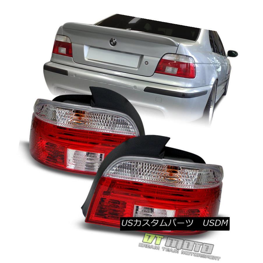 テールライト 1997-2000 BMW E39 528i 540i M5 Rear Tail Lights Brake Lamps Set 97-00 Left+Right 1997-2000 BMW E39 528i 540i M5リアテールライトブレーキランプセット97-00左+右
