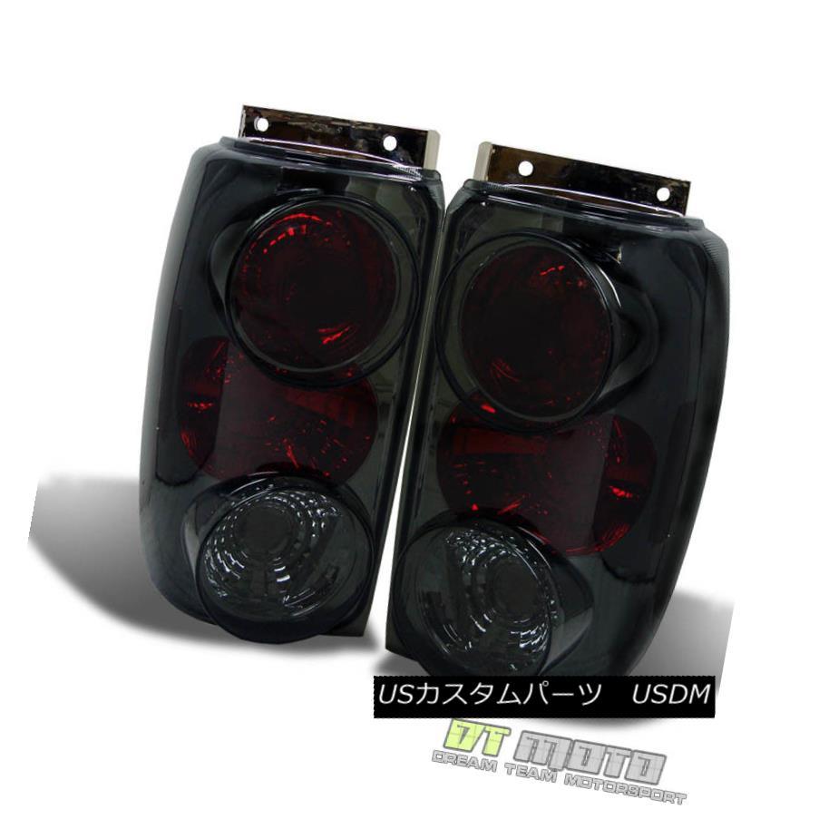 テールライト Smoke 95-97 Ford Explorer Altezza Tail Brake Lights Rear Lamps Left+Right スモーク95-97フォードエクスプローラーアルテッツァテールブレーキライトリアランプ左+右