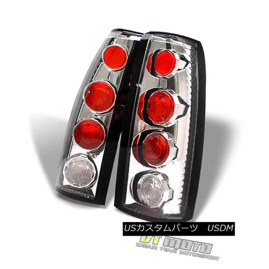 テールライト 88-98 Chevy C10 C/K Suburban Yukon Tahoe Sierra Blazer Altezza Tail Lights Lamps 88-98シボレーC10 C / K郊外ユーコンタホシエラブレザーAltezzaテールライトランプ