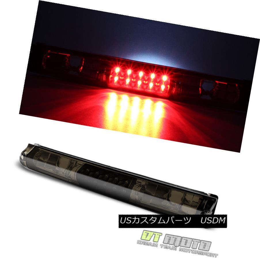 テールライト [Smoke Lens] Fits 1997-2003 Ford F150 Pickup LED 3rd Brake Cab Light Cargo Lamp [スモークレンズ] 1997-2003 Ford F150 Pickup LED 3号車キャブライトカーゴランプ