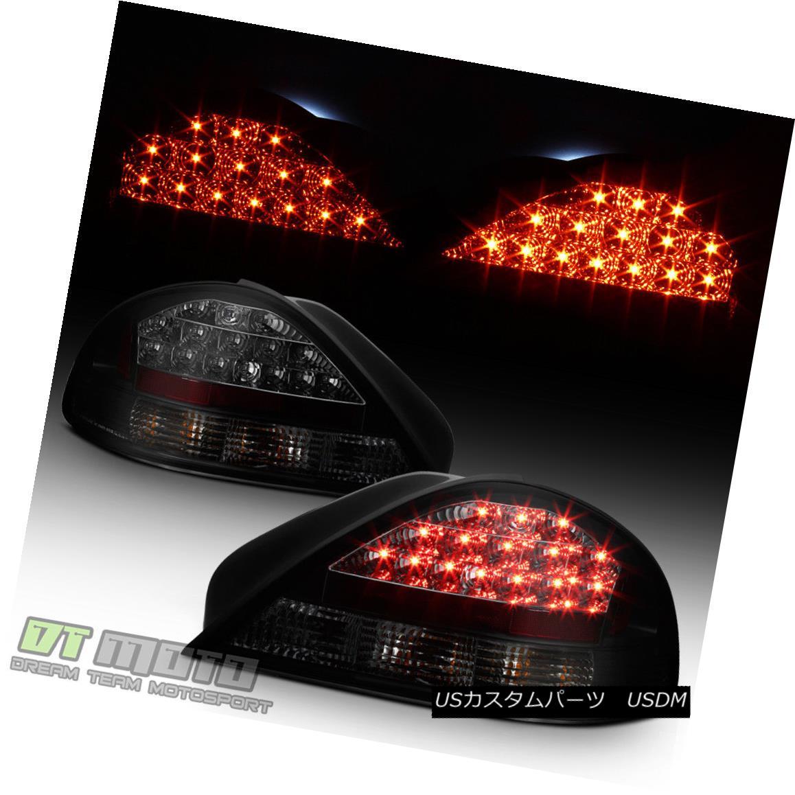 テールライト Grand Black Smoke 1999-2005 Pontiac Tail Grand AM Lumileds LED LED Tail Lights Lamps Left+Right ブラックスモーク1999-2005ポンティアックグランドAM Lumileds LEDテールライトランプ左+右, インテリア ドーモ:4760ed96 --- officewill.xsrv.jp