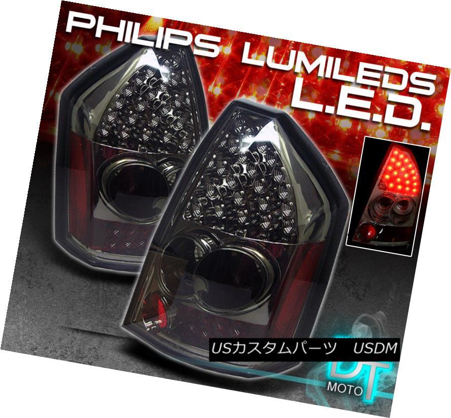 テールライト 2005 2006 2007 Chrysler 300 Smoked Super 2005 2007 Lumileds + LED Tail Lights Lamps Pair L+R 2005 2006 2007 Chrysler 300 Smoke Super Lumileds LEDテールライトランプペアL + R, ハイディーズ デイリーウェアー:b39db03e --- officewill.xsrv.jp