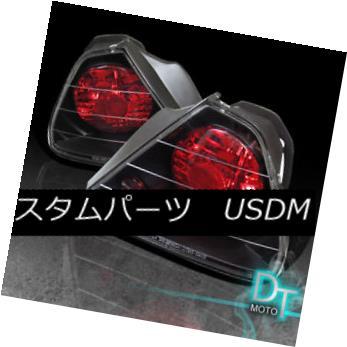 テールライト For Black 1998-2002 Honda Accord 2-Door Coupe Tail Lights Brake Lamps Left+Right ブラック1998-2002ホンダアコード2ドアクーペテールライトブレーキランプ左+右