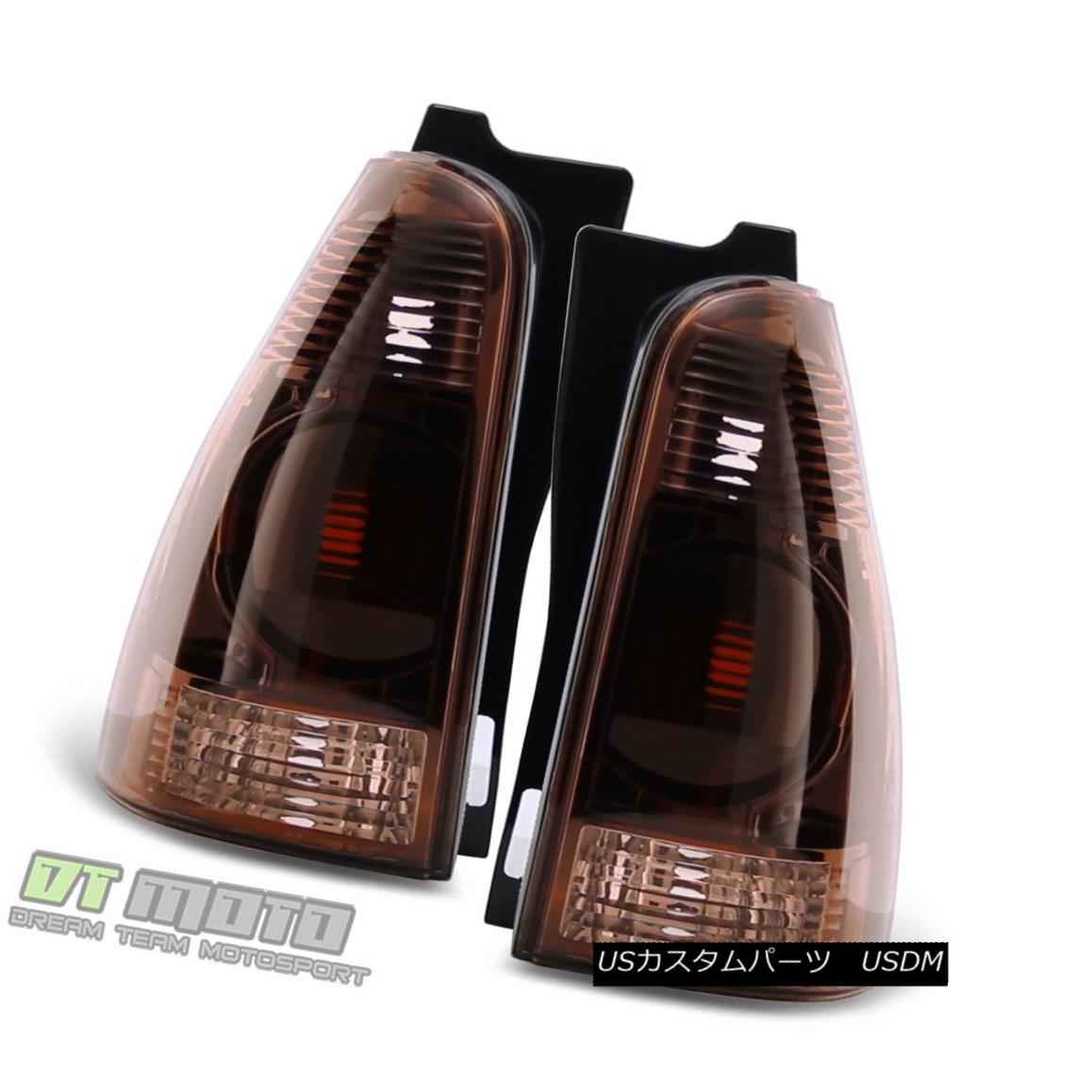 テールライト Red Smoke 2003 2004 2005 Toyota 4Runner Tail Lights Brake Lamps 03-05 Left+Right Red Smoke 2003 2004 2005トヨタ4Runnerテールライトブレーキランプ03-05 Left + Right