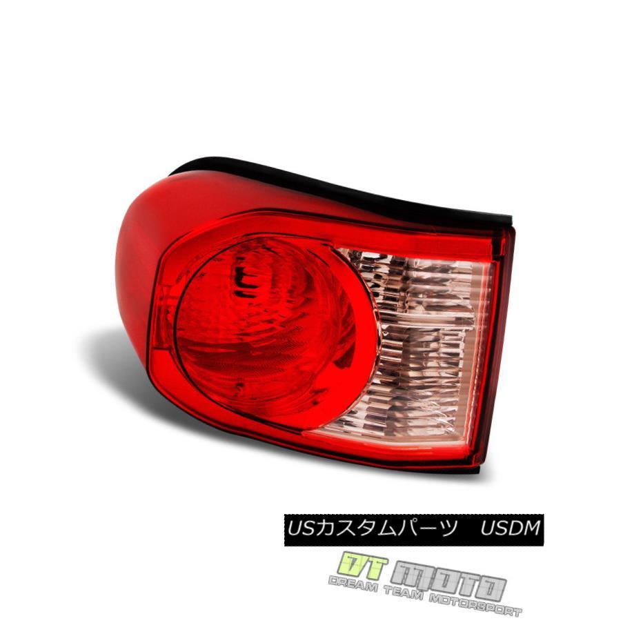 テールライト 2007-2014 Toyota FJ Cruiser Replacement Tail Lights Brake Lamps Left Driver Side 2007-2014トヨタFJクルーザー交換テールライトブレーキランプ左ドライバ側