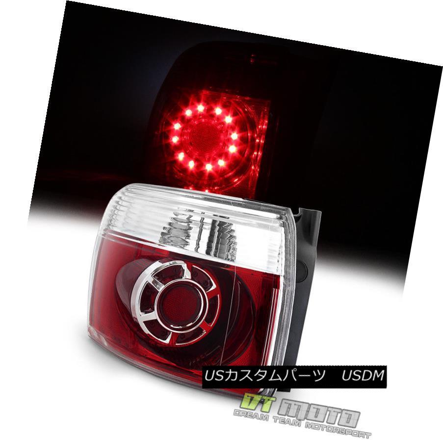 テールライト 2007-2012 GMC Acadia Replacement Tail Light Rear Brake Lamp Outer Driver Side 2007-2012 GMC Acadia交換テールライトリアブレーキランプアウタードライバーサイド