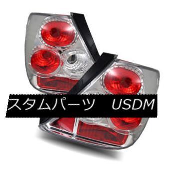 テールライト For 02-05 Honda RH Civic Si EP3 Chrome 02-05 LH+RH EP3クロムLH Altezza Tail Lights Rear Brake Lamps 02-05ホンダシビックSi EP3クロムLH + RH Altezzaテールライトリアブレーキランプ用, 湯前町:43c30c9b --- officewill.xsrv.jp
