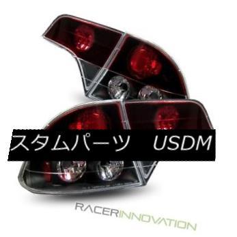 テールライト For 06-11 Honda Honda Civic 4 テールライト Door Sedan JDM Lamps Red/Black Tail Lights Rear Brake Lamps 06-11ホンダシビック4ドアセダンJDMレッド/ブラックテールライトリアブレーキランプ, 季折:11763a11 --- officewill.xsrv.jp
