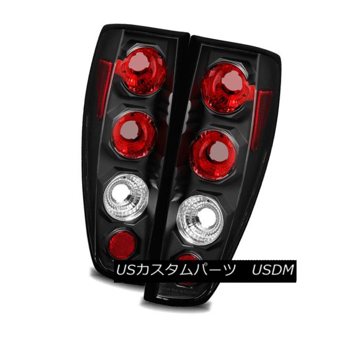 テールライト For 04-12 Chevy Tail Colorado/GMC RH Chevy Canyon Black LH+RH Altezza Tail Lights Brake Lamps 04-12シボレーコロラド/ GMCキャニオンブラックLH + RH Altezzaテールライトブレーキランプ, GasOneShop:a47cc5c7 --- officewill.xsrv.jp
