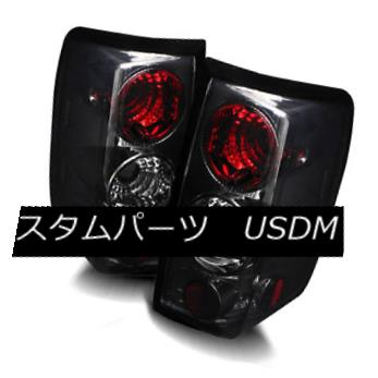 テールライト For 04-08 Ford F150 Smoke LH/RH Altezza Tail Lights Rear Brake Lamps Replacement 04-08 Ford F150 Smoke LH / RH Altezzaテールライトリアブレーキランプ交換