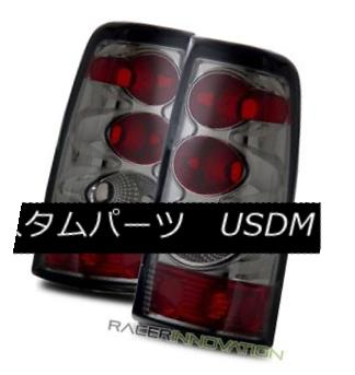 テールライト For 03-06 Chevy Silverado/04-06 GMC Sierra Smoked Altezza Tail Lights Brake Lamp 03-06 Chevy Silverado / 04-0 6 GMC Sierraスモークアルテッツァテールライトブレーキランプ