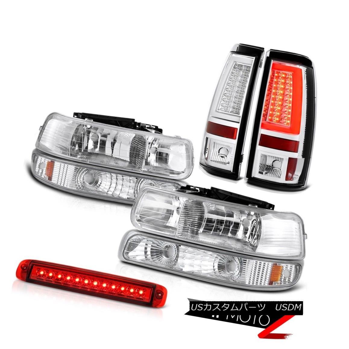 テールライト 1999-2002 Silverado 5.3L Tail Lights High Stop Lamp Headlamps Bumper Light Bar 1999-2002 Silverado 5.3Lテールライトハイストップランプヘッドランプバンパーライトバー