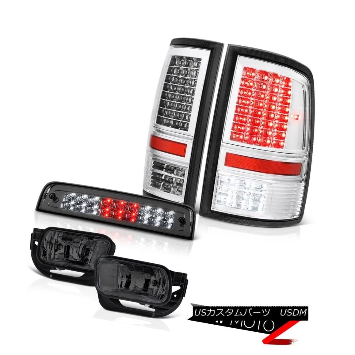 テールライト 10-18 Ram 2500 3500 5.7L Taillamps Foglamps Roof Cab Light LED SMD