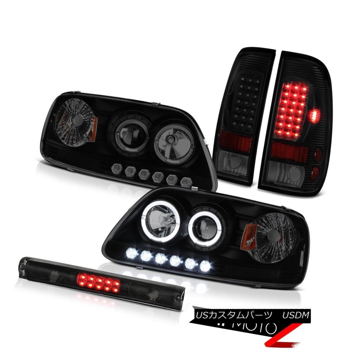 テールライト 97 98 99 00 01 02 03 Ford F150 3RD Brake Lamp Taillights Projector Headlights 97 98 99 00 01 02 03フォードF150 3RDブレーキランプテールライトプロジェクターヘッドライト
