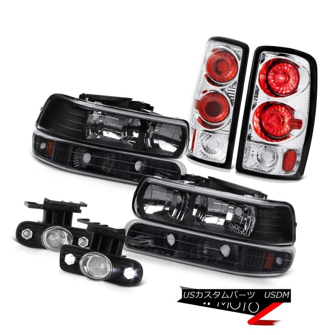 テールライト 00 01 02 03 04 05 06 Suburban Headlight Headlamp Tail Lights Projector Fog Lamps 00 01 02 03 04 05 06郊外ヘッドライトヘッドランプテールライトプロジェクターフォグランプ
