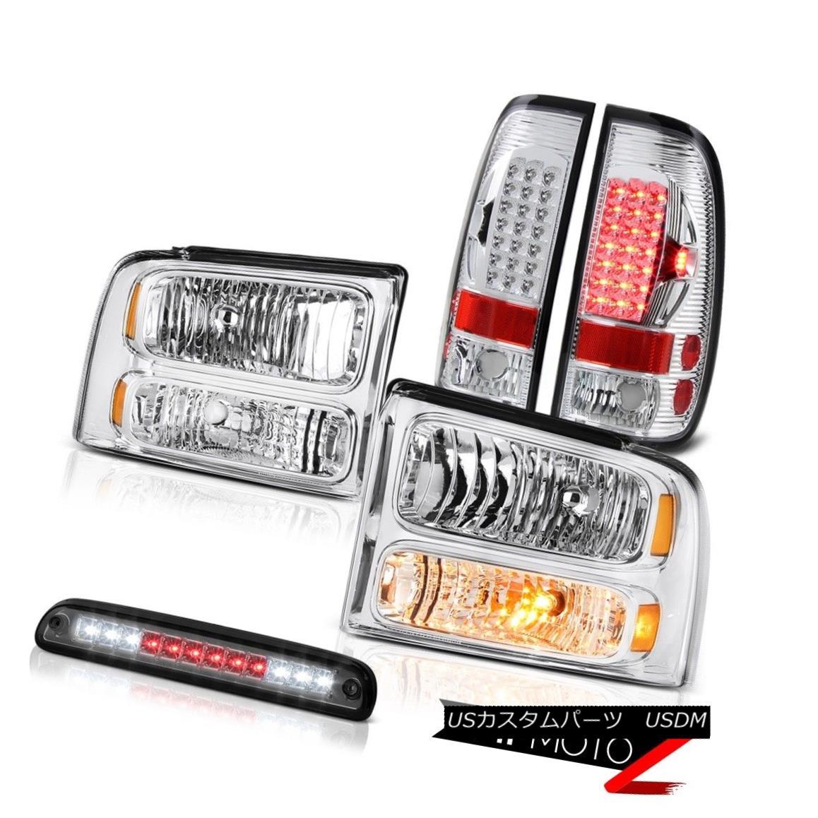 Puig 7005H Smoke Touring Shield Honda Cbf1000F 10-17