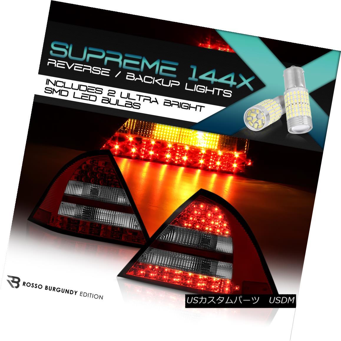テールライト Full SMD Reverse MBenz W203 C-Class 05-07 Super Bright LED Taillamp Brake Signal フルSMDリバースMBenz W203 Cクラス05-07スーパーブライトLEDタイルランプブレーキ信号