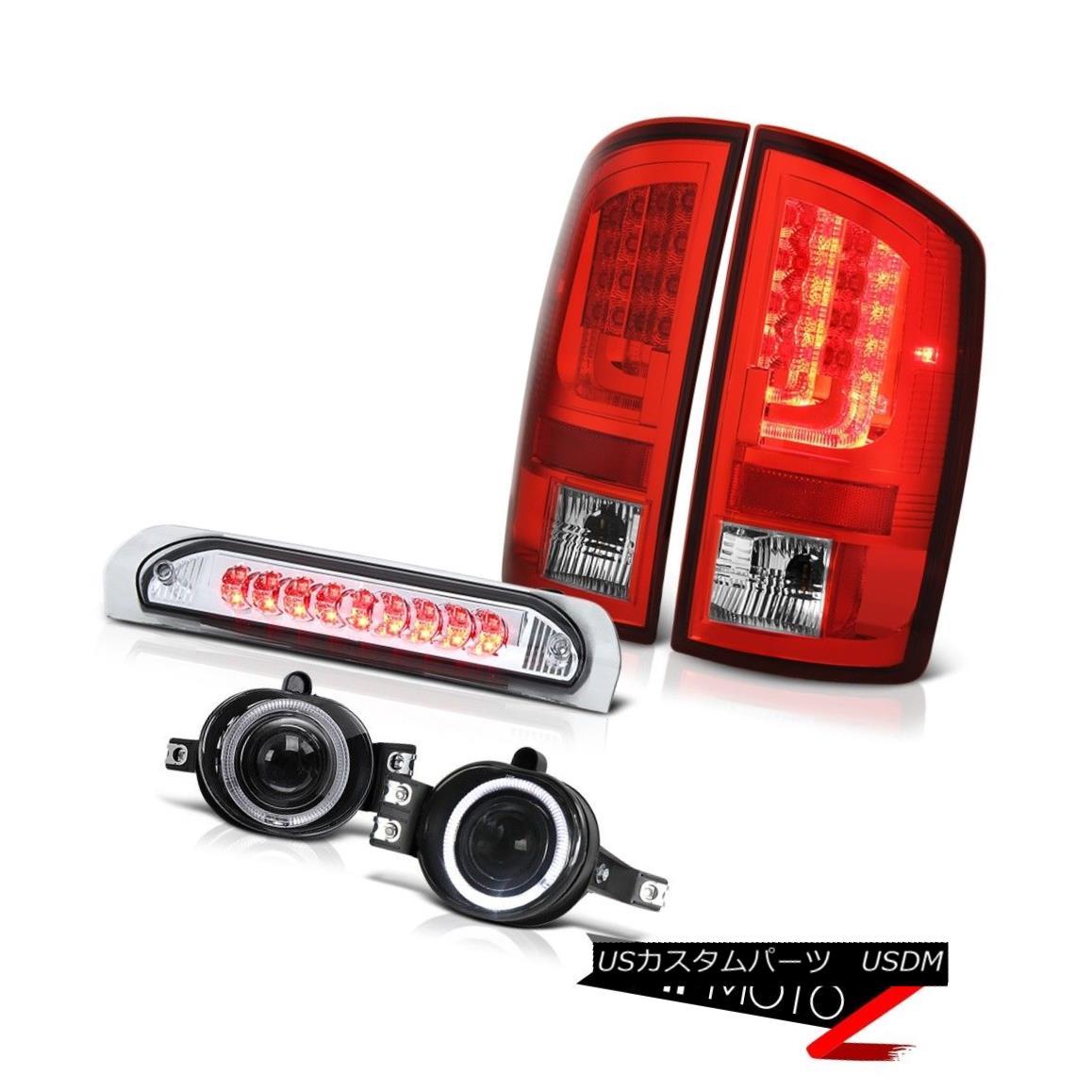 テールライト 02-06 Dodge Ram 1500 1500 4.7L Taillights Foglights Roof Cab Light Tron STyle 02-06ドッジラム1500 1500 4.7L曇り灯FoglightsルーフキャブライトTron STyle