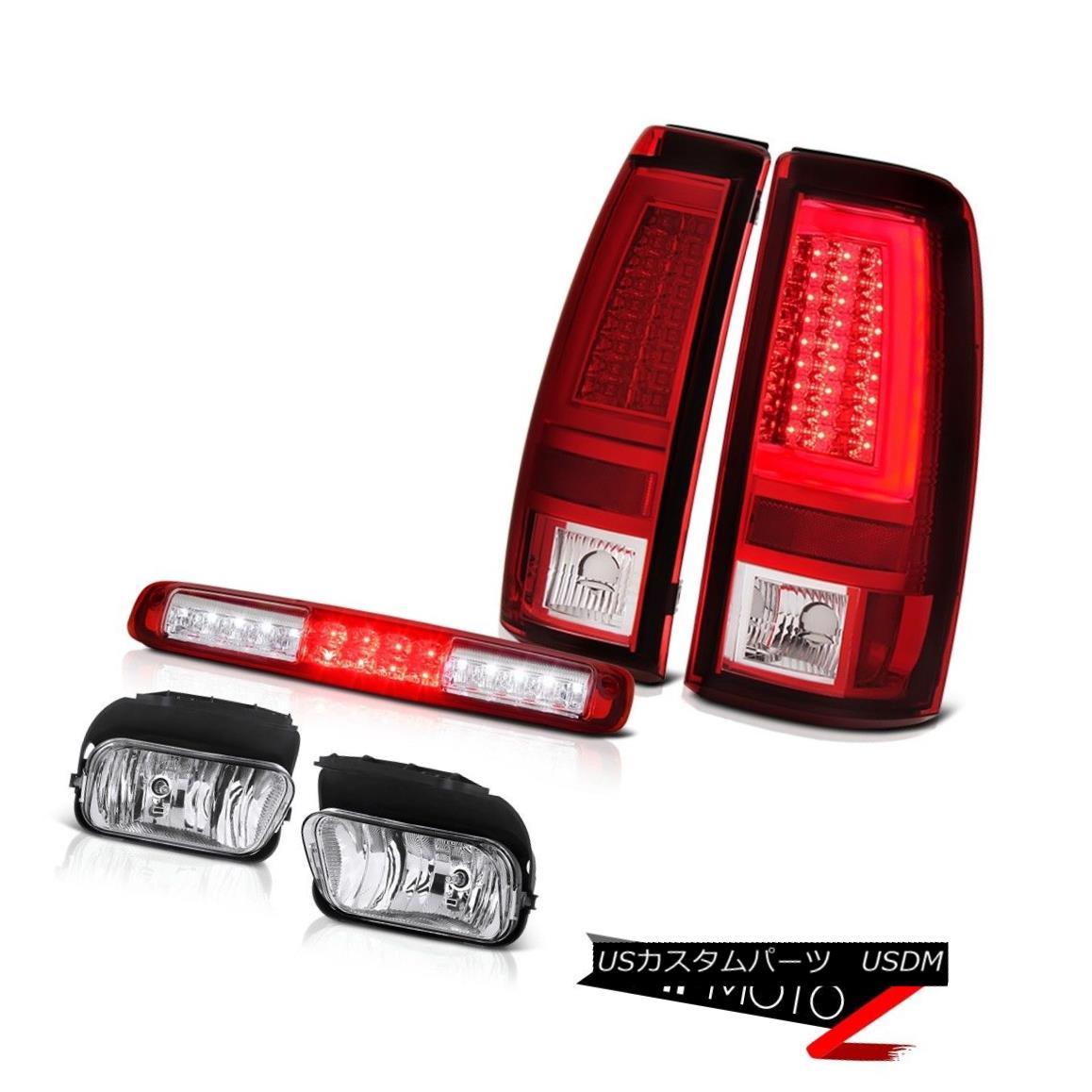 <title>車用品 バイク用品 >> パーツ ライト ランプ テールライト 2003-2006 Silverado 1500 Parking Brake Lights Foglamps Third Lamp 中古