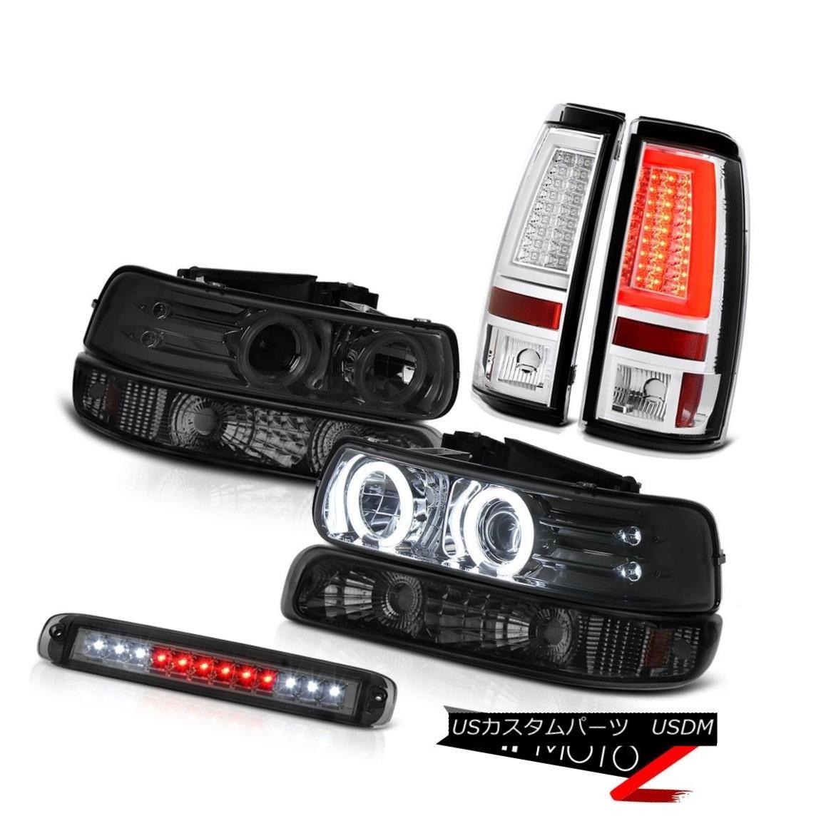 テールライト 99-02 Silverado WT Tail Brake Lamps Roof Lamp Signal Headlights