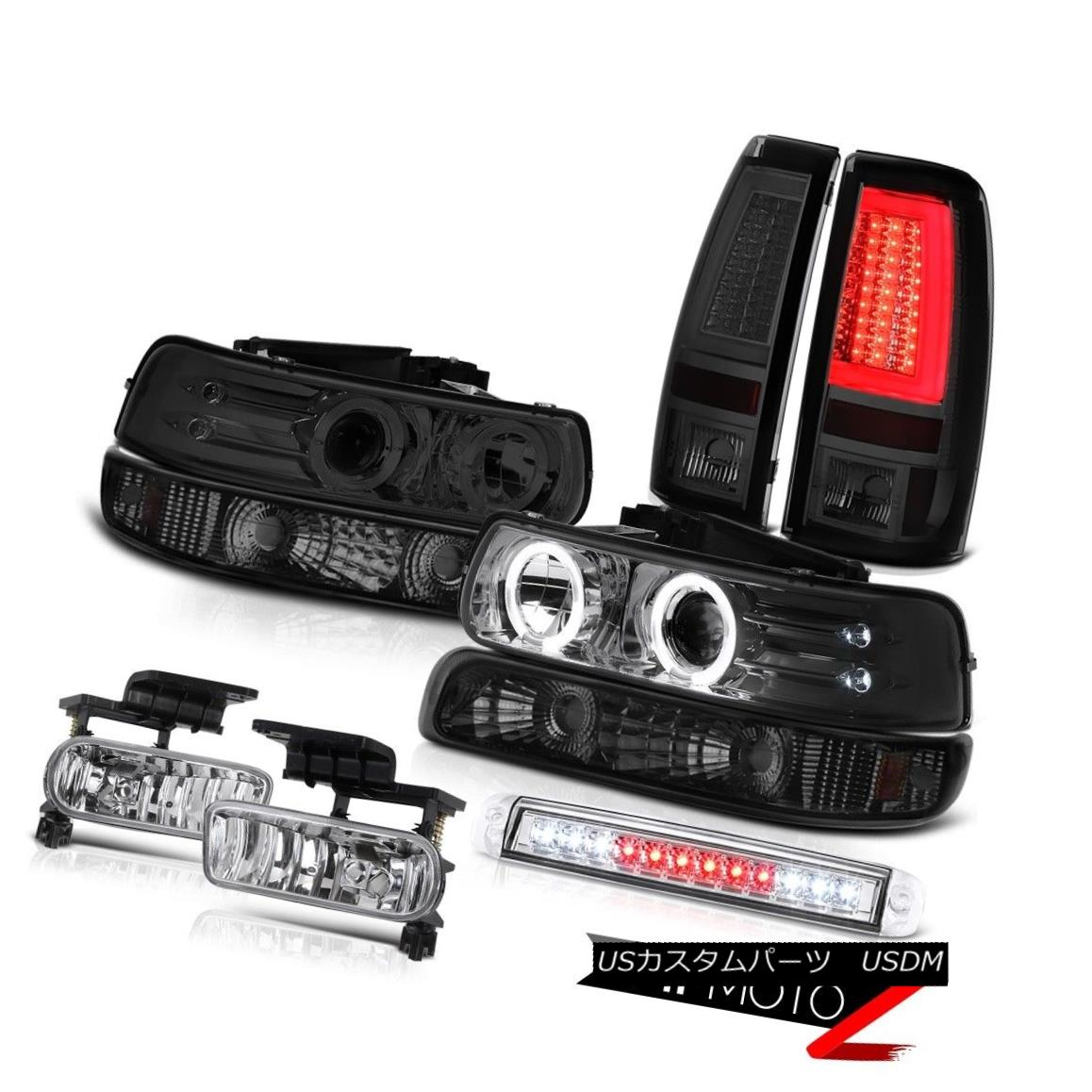 テールライト 99-02 Silverado 1500 Taillamps Roof Cargo Lamp Bumper Light Headlamps Fog Lights 99-02 Silverado 1500 Taillampsルーフカーゴランプバンパーライトヘッドランプフォグライト