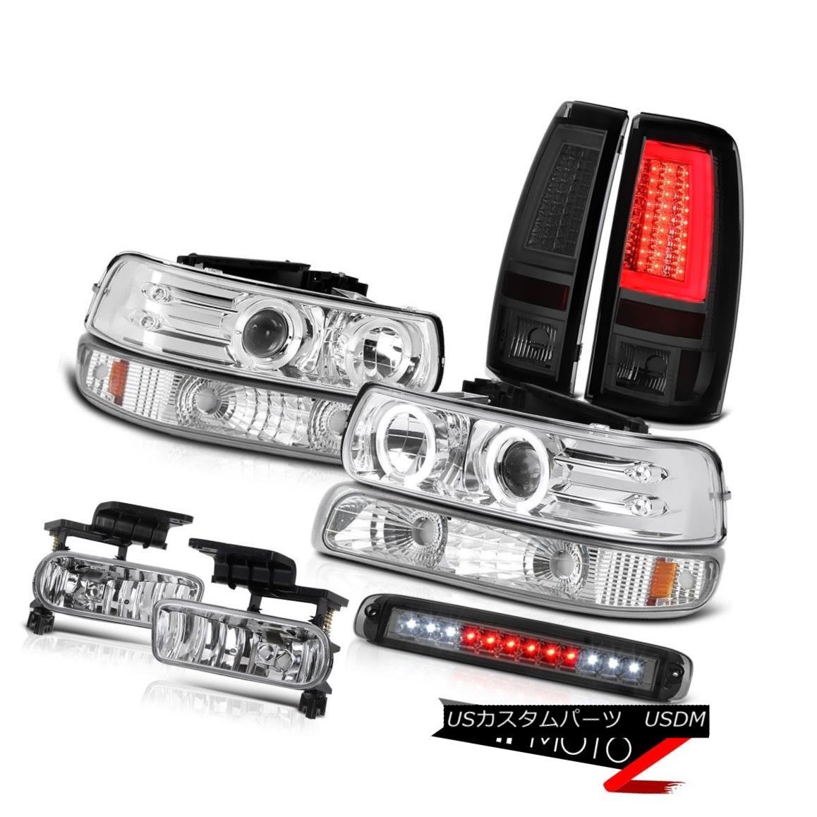 テールライト 99 00 01 02 Silverado LS Tail Lights High Stop Light Signal Lamp Headlamps Fog 99 00 01 02 Silverado LSテールライトハイストップランプ信号ランプヘッドライトフォグ
