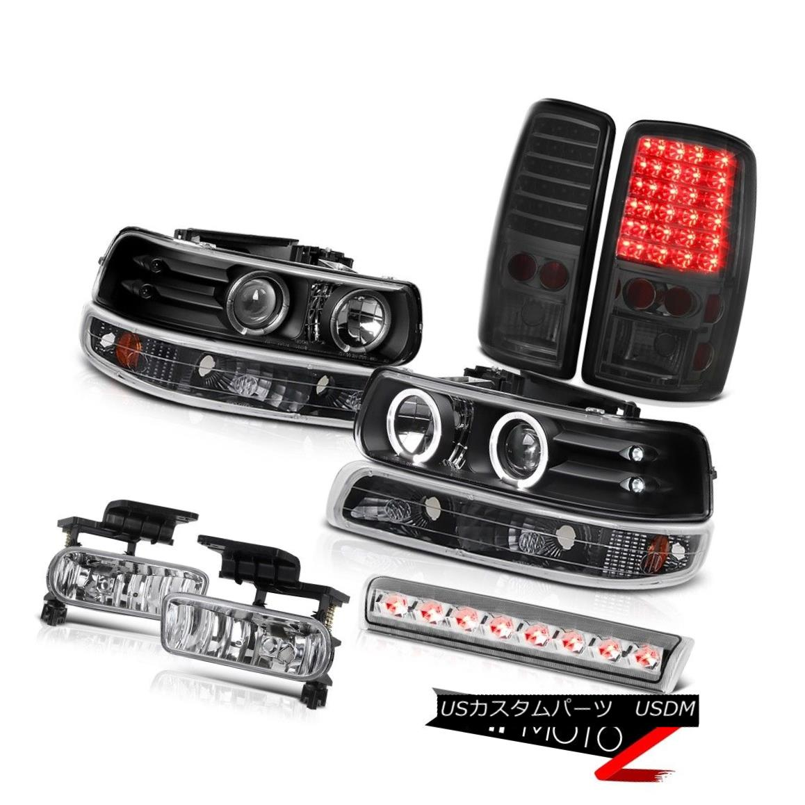 テールライト 00-06 Chevy Suburban LS Third brake lamp foglamps taillamps signal Headlights 00-06シボレー郊外LS第3ブレーキランプフォグランプテールランプ信号ヘッドライト