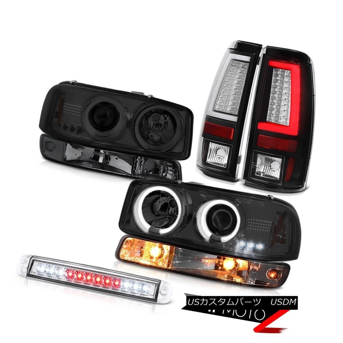 テールライト 1999-2006 Sierra SL Tail Brake Lights Roof Lamp Parking CCFL Headlamps Neon Tube 1999-2006シエラSLテールブレーキライトルーフランプパーキングCCFLヘッドランプネオンチューブ