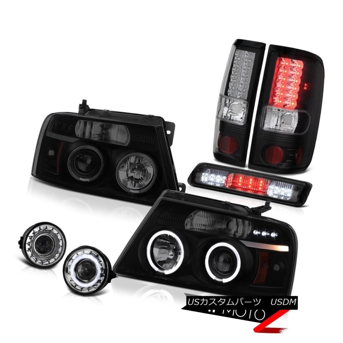 テールライト 06 07 08 Ford F150 FX4 Foglights 3rd Brake Lamp Headlamps Taillights