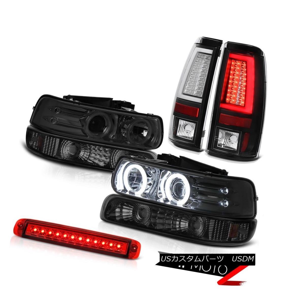 テールライト 99 00 01 02 Silverado 4WD Taillamps 3rd Brake Lamp Parking Light Headlamps LED 99 00 01 02 Silverado 4WD Taillamps第3ブレーキランプパーキングライトヘッドランプLED