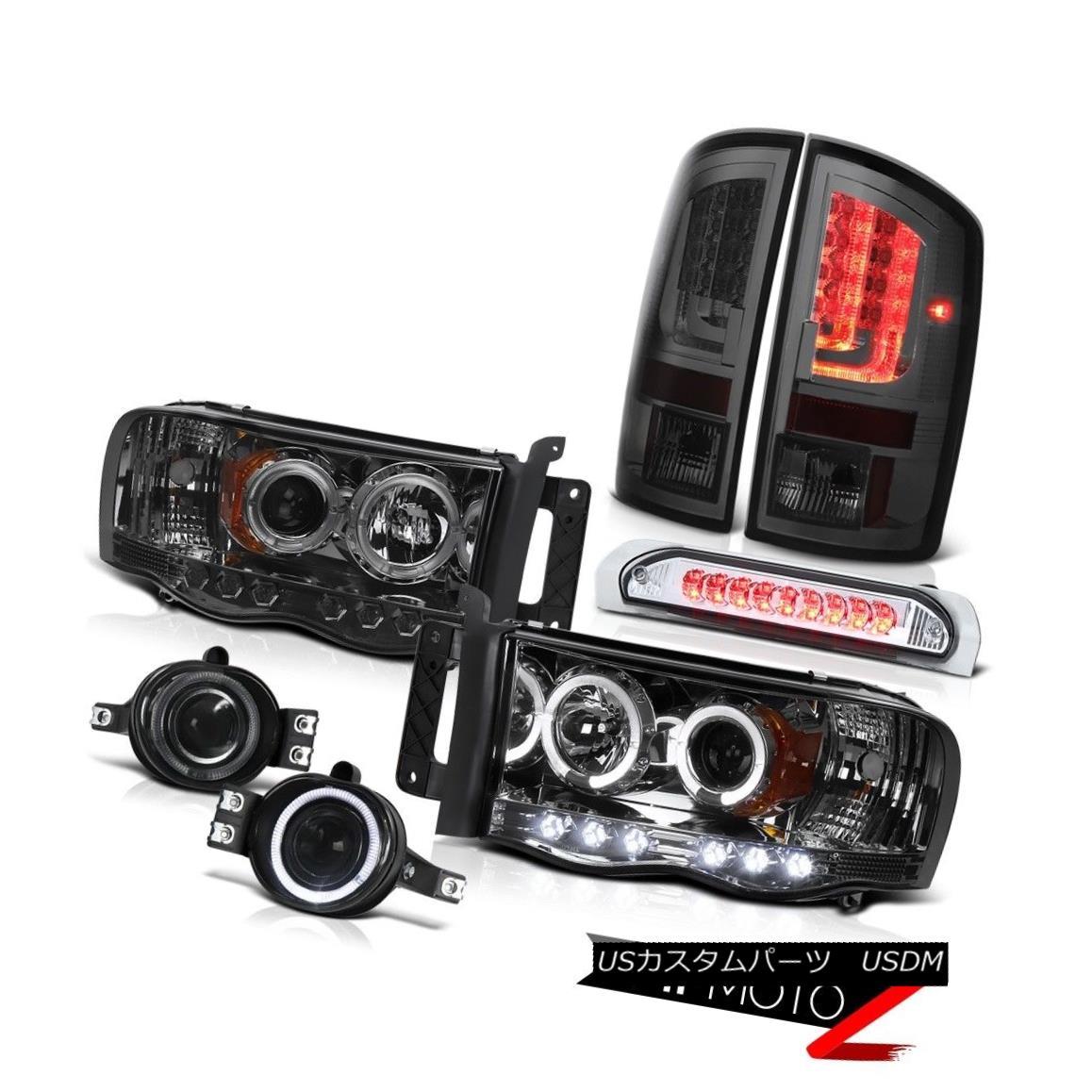 テールライト 2003-2005 Dodge Ram 2500 ST Tail Lights Headlights Fog Roof Cargo Lamp Projector 2003-2005 Dodge Ram 2500 STテールライトヘッドライトフォグルーフカーゴランププロジェクター