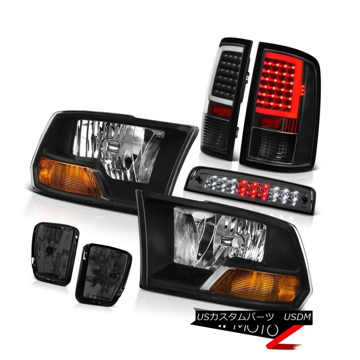 魅力の テールライト Dodge 13-18 Dodge RAM 1500 Tail Lamps Head Driving Brake Style Lights Factory Style Head Light 13-18ダッジRAM 1500テールランプブレーキングライト工場スタイルヘッドライト, 背が高く見える靴専門店TUSKER:1ea843c9 --- esef.localized.me