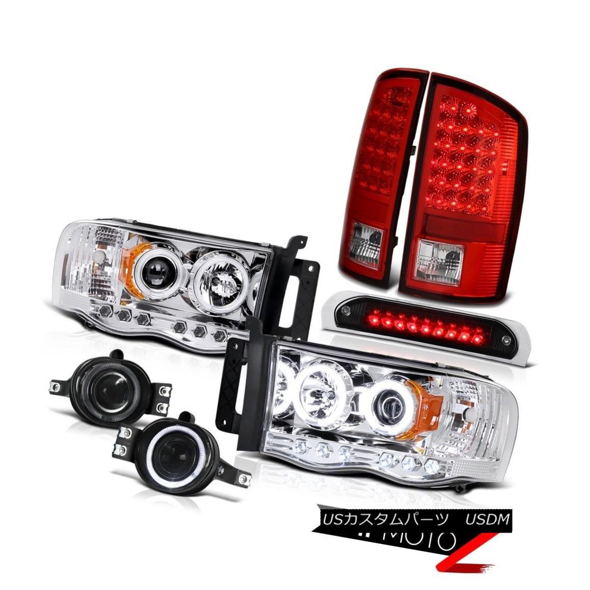 大きな取引 テールライト V8 CCFL Ring Headlamps Red Brake LED Taillights Foglights Brake Headlamps 02 03 04 05 Ram Magnum V8 CCFLリングヘッドランプ赤色LED灯台Foglights Brake 02 03 04 05 Ram Magnum V8, 印鑑はんこ@ハンコヤマイスター:7ceaa254 --- esef.localized.me