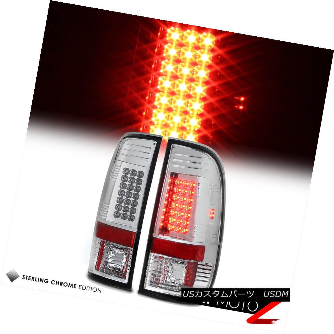 テールライト LED F350 Rear Tail Lights 1999-2006 Brake Brake Lamps [1 PAIR] 1999-2006 F250 F350 |1997-2003 F150 LEDリアテールライトブレーキランプ[1枚] 1999-2006 F250 F350 | 1997-2003 F150, フィガロ:002c6195 --- officewill.xsrv.jp