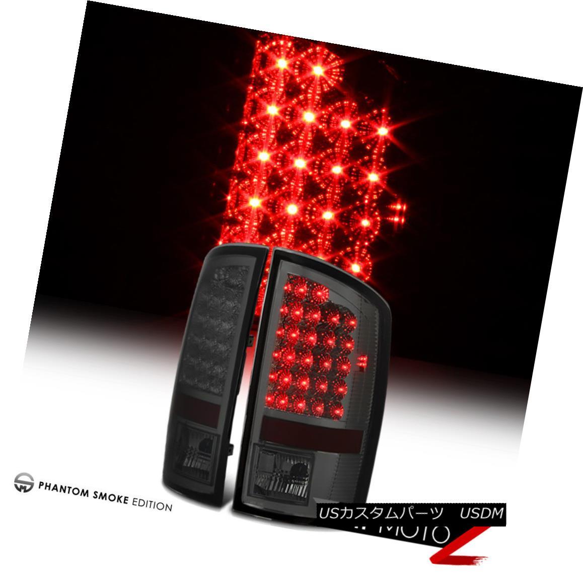 テールライト L+R Smoke テールライト LED Tail Lights 1500/2500/3500 Brake Signal 1500/2500/3500 Lamps 2007-2008 Dodge RAM 1500/2500/3500 L + R煙LEDテールライトブレーキ信号ランプ2007-2008ダッジRAM 1500/2500/3500, オールドギア:8cc8f727 --- officewill.xsrv.jp